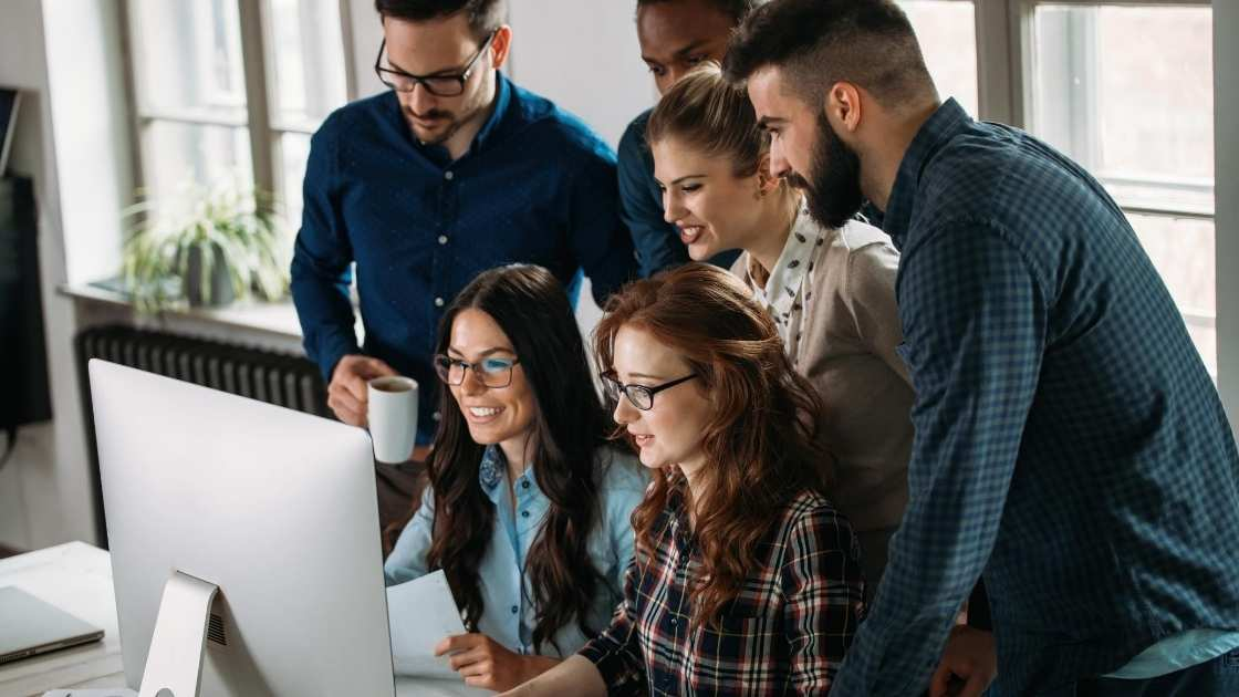 colaboradores y empresas