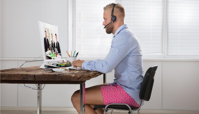 Estudio señala que trabajar desde casa (home office) te hace más ...
